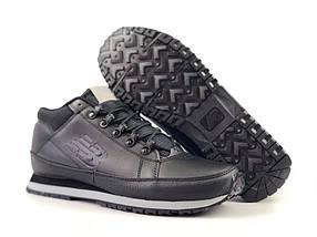 Кроссовки зимние мужские в стиле New Balance 754 -Original код товара 4S-1111. Черные