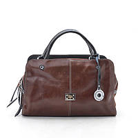 Женская сумка Velina Fabbiano кожа (коричневая)