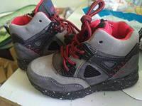 Демисезонные ботинки  для мальчиков 27 и 30р