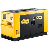 Дизельный генератор Kipor KDЕ12STAO с автоматическим запуском и отключением