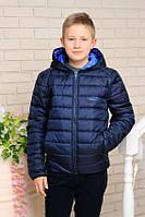 Детская Куртка  подростковая демисезонная  Жан на рост от 146 до 170см, фото 1