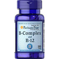 Puritan`s Pride B-complex and B-12 90t