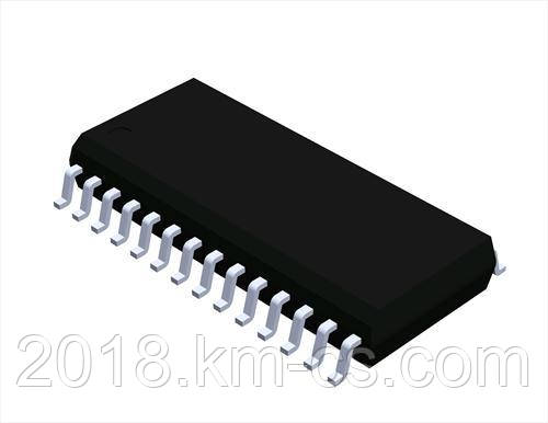 Микроконтроллер PIC PIC16F876A-I/SO (Microchip)