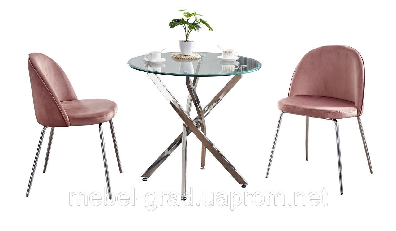 Стол обеденный Т-315 Vetro Mebel