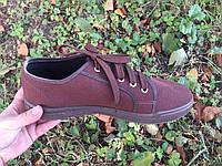 Мокасины мужские на шнурках Литма, фото 1