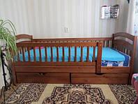 """Ліжко дитяче """"Аріна"""" верхнє"""