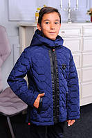 Дтская Куртка  подростковая демисезонная F.Plain   на рост от 122-146см (весна/осень), фото 1