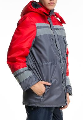 """Рабочая утепленная куртка """"Карпаты"""""""