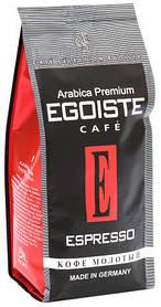 Кава Egoiste Espresso 250 г мелений