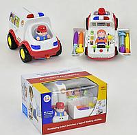 Развивающая игрушка Hola Скорая помощь 836 (24), в коробке