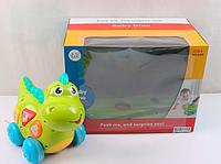 Развивающая игрушка Динозавр Huile Toys 6105 (18) в коробке