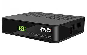 Цифровой эфирный ресивер Amiko Impulse T2/C