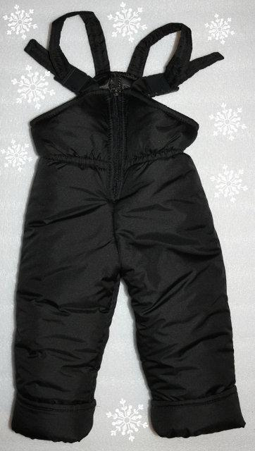 Штани та напівкомбінезони дитячі утеплені (верхній одяг)