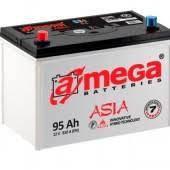 Аккумулятор автомобильный 6СТ-95 АЗ 810А. A-MEGA ASIA