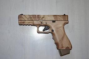 Пистолет APS Action Combat Pistol CO2 Kryptek Highlander