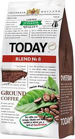 Кава Today Blend №8 200 г мелений