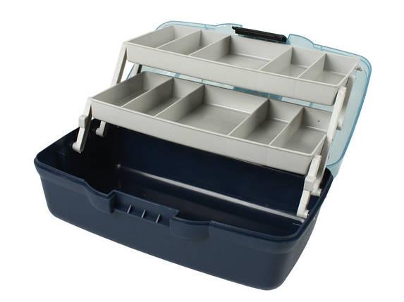 Ящик Aquatech 1702T (2-полочный), фото 2