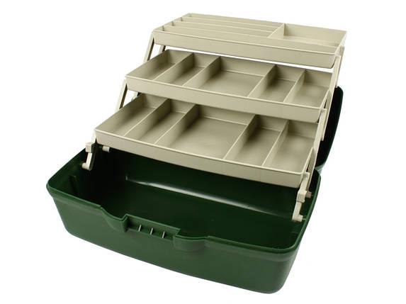 Ящик Aquatech 1703 (3-полочный), фото 2