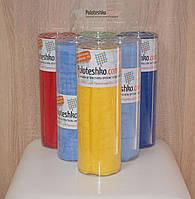 Подарочное махровое полотенце 50х90 см. в тубе