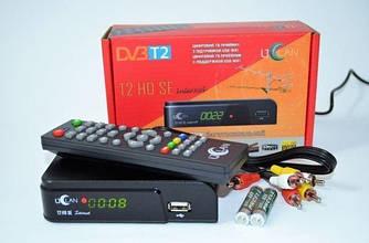 Цифровой эфирный ресивер uClan T2 HD SE Internet DVB-T2