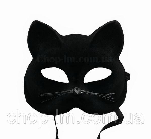 """Маска """"Черная кошка"""""""