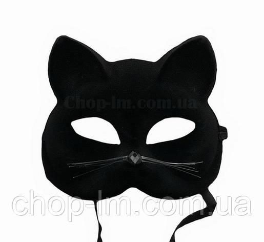 """Маска """"Черная кошка"""", фото 2"""