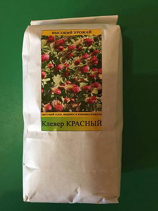 Семена Клевер красный магниченный 1кг , фото 2