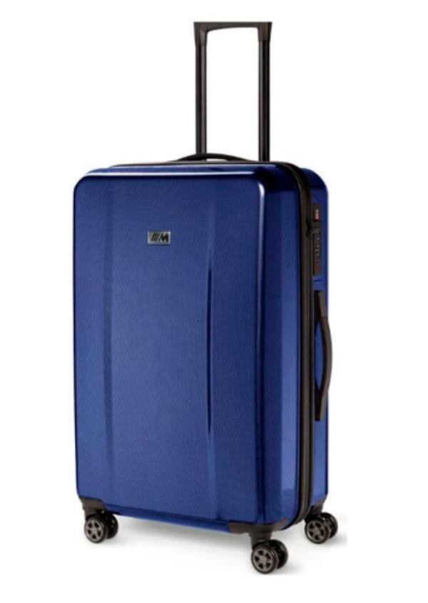 Туристический чемодан BMW M Trolley, Marina Bay Blue (80222454764)
