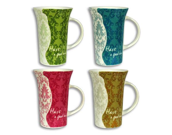 Чашка керамическая Elina EL-3237 400 мл