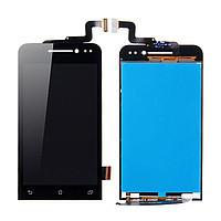 Дисплей ASUS ZenFone 4 A400CG 4.0 с тачскрином черный Оригинал