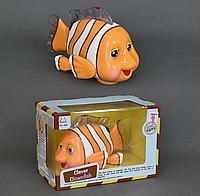 Рыбка 998 (36) свет, на батарейке, в коробке