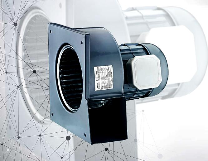 Радиальный вентилятор BAHCIVAN KMS