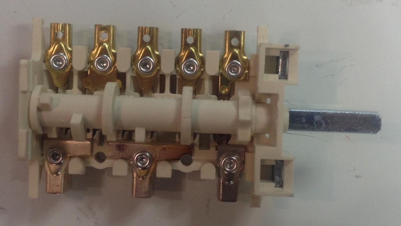 Переключатель ПМ 039 (5HT 039) семипозиционный для электроплит