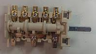 Переключатель ПМ 039 (5HT 039) семипозиционный для электроплит, фото 1