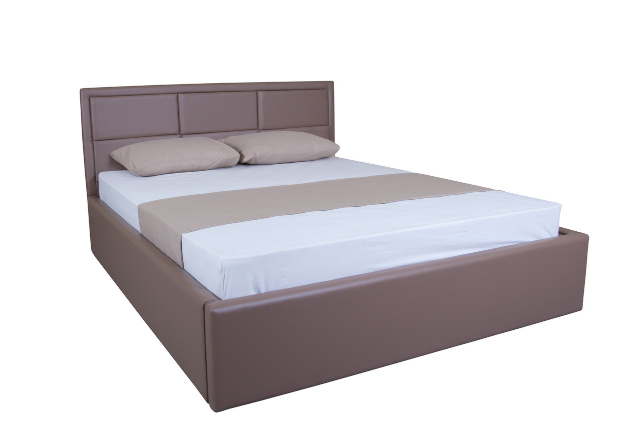 Кровать  Агата двуспальная  с подъемным механизмом 190х140
