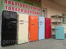 Ретро холодильники Smeg