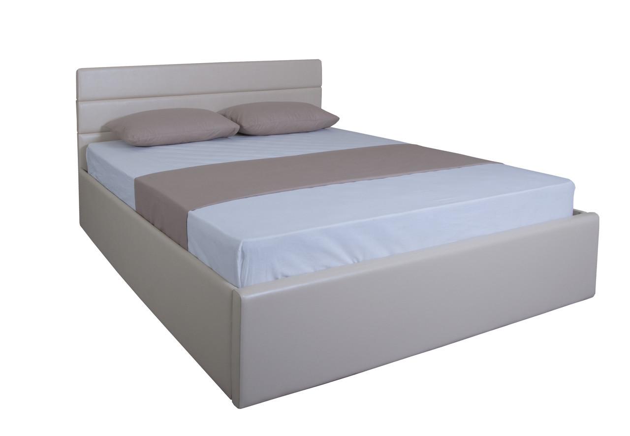 Кровать  Джейн двуспальная с подъемным механизмом  190х140