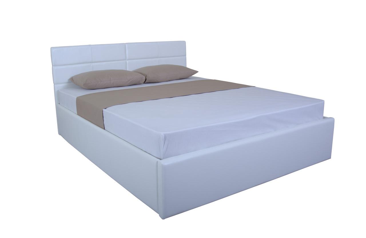 Кровать Джесика двуспальная с подъемным механизмом  200х180