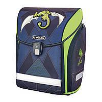 Ранец школьный Herlitz MIDI Robo Dragon Green (50013807)
