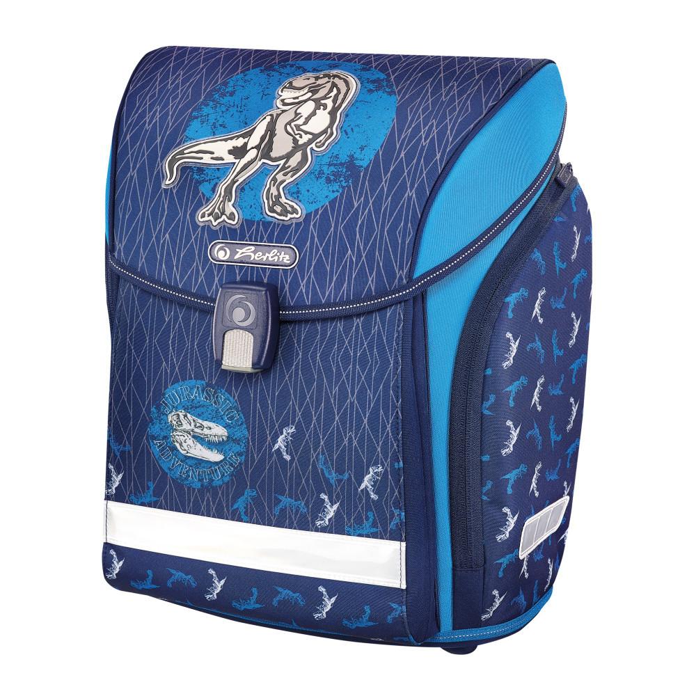 7b95448e22bb Ранец школьный Herlitz MIDI Dino Blue (50013791): продажа, цена в ...