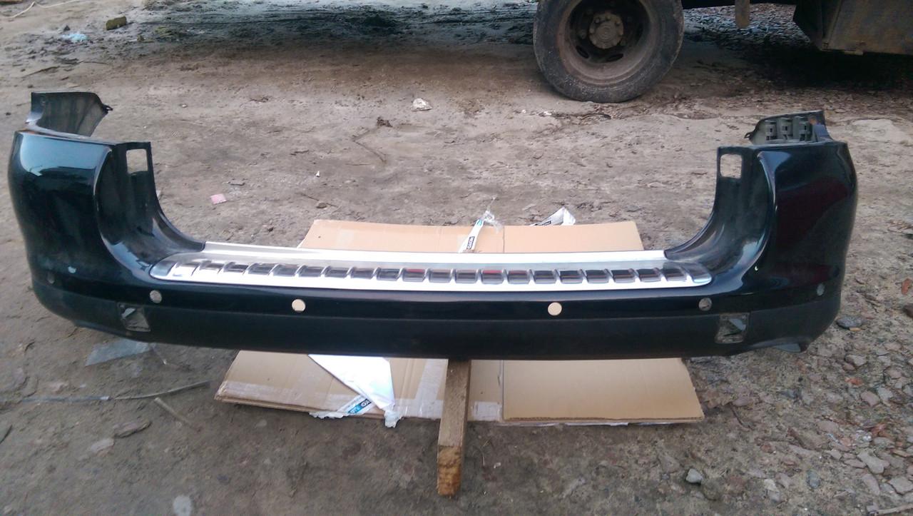 Бампер Porche Cayenne 955