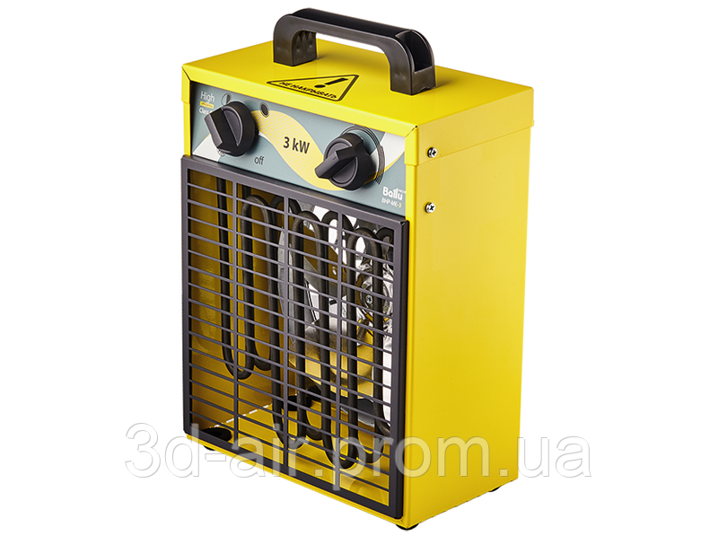 Електрична теплова гармата Ballu ВНР-ME-2