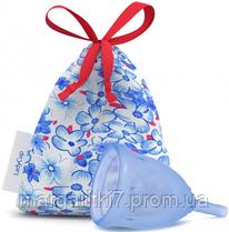 Менструальная чаша Bluecup