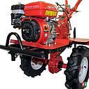 "Мотоблок FORTE HSD1G-1050G (7 л.с., бензин,  ручной стартер, колёса 10""), фото 2"