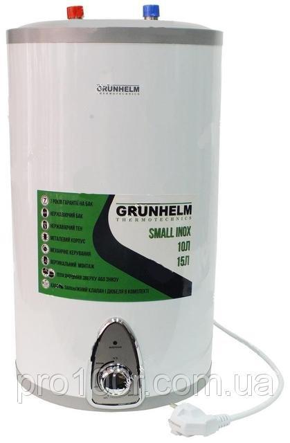Бойлер 15 л Grunhelm GBH I-15U