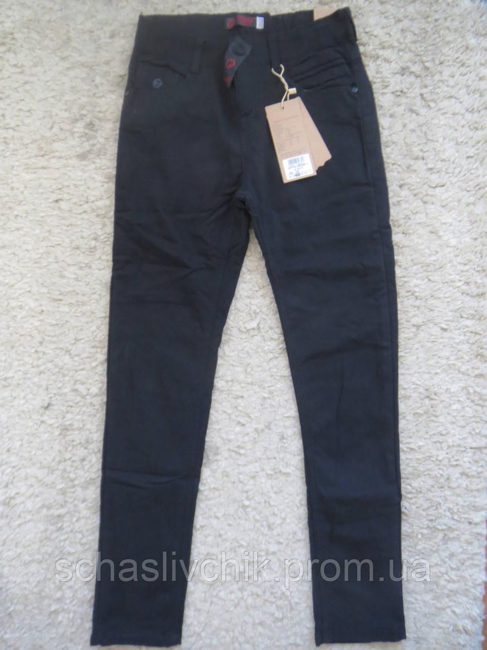 Котоновые брюки, Джинсы для мальчиков на флисе с Венгрии оптом , размер 140-170, фирма Grace