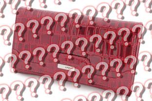Как купить кошелек для женщины или разновидности женских кошельков.