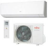 Тепловой насос воздух-воздух Fujitsu (4.кВт) AIRFLOW NORDIC ASYG12LMCB / AOYG12LMCBN, фото 1
