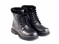 Ботинки Etor 6484-2298-14173 39 черные, фото 1
