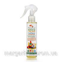 Натуральный спрей для дезинфекции игрушек и детской комнаты с цитрусом и мятой Mommy Care